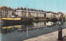 CAEN : Bords Du Canal Années 60 - Caen