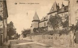 MEYMAC LES QUATRE ROUTES - Otros Municipios