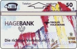 """TWK Österreich Privat: """"Hagebank Tirol"""" (601L) Gebr. - Autriche"""