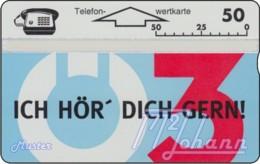 """TWK Österreich Privat: """"Ö3 - 50E"""" Gebr. - Autriche"""