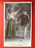 1908 - SPELEN MET DIABOLO - KOPPEL SPEELT DIABOLO - Jeux Et Jouets
