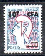 REUNION - YT N° 349Aa - Neuf ** - MNH - Cote: 18,00 € - La Isla De La Reunion (1852-1975)