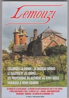 LEMOUZI N°169 2004 CORREZE COLLONGES LA ROUGE HENRI BOUDRIE HISTOIRE DE TULLE TRAVASSAC ... - Tourisme & Régions