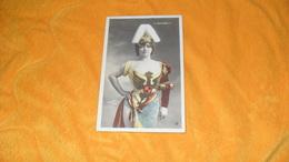 CARTE POSTALE ANCIENNE CIRCULEE DATE ?.../ FEMME...BAVIERE SAZERAC PARIS..SERIE N.847 TH. 100.. - Femmes