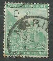 Timbre Cap De Bonne Esperance Yvert 45 - Südafrika (...-1961)