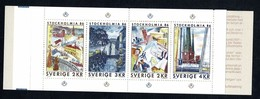 Sverige 1985  Yv  C1316** Boekje/carnet 1316** - Carnets
