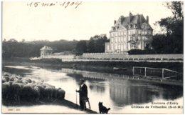 77 Environs D'Esbly - Chateau De Trilbardou - Esbly