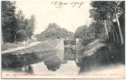 77 TRILBARDOU - Pont Du Canal De L'Ourcq - Andere Gemeenten