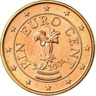Autriche, Euro Cent, 2004, SUP, Copper Plated Steel, KM:3082 - Autriche