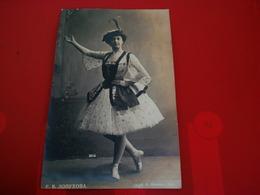 ARTISTE RUSSE BALLET - Russie