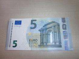 5 EUROS (Z Z020 C3) - EURO