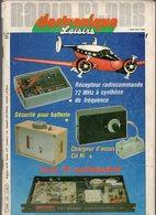Radio Plans électronique Loisirs N°426 Récepteur Radiocommande 72 MHz à Synthèse De Fréquence De 1983 - Basteln