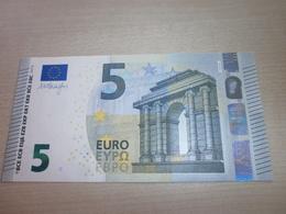 5 EUROS (Y Y004 J5) - EURO