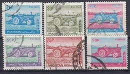 PAKISTAN 1978 - MiNr: 466-474 Partie 6x - Landwirtschaft