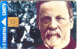 VENEZUELA - Louis Pasteur, 11/95, Used - Venezuela