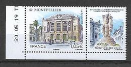 France 2019 - Yv N° 5332 ** - Montpellier - 92e Congrès De La Fédération Française Des Associations Philatéliques - Unused Stamps