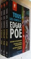 Tous Les Contes D'edgar Poe - Marabout Géant - 109 - Aventure
