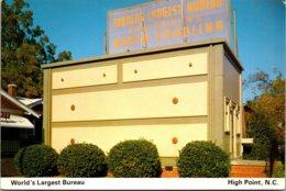 North Carolina High Point World's Largest Bureau