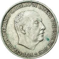 Monnaie, Espagne, Caudillo And Regent, 100 Pesetas, 1966, Madrid, TTB, Argent - [ 5] 1949-… : Kingdom