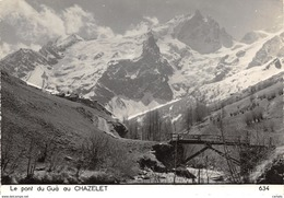 05-LE CHAZELET-LE PONT DU GUA-N°402-C/0193 - Francia