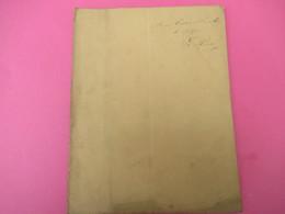 Rapport/Commerce Et Tarifs De Douane/Sté D'Agriculture Et Des Arts De Seine Et Oise/ PLUCHET Pére/ LAVALLEE/1879   MDP88 - Libri, Riviste, Fumetti