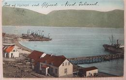 Iceland Hjalteyri 1910 - Island