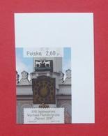 Poland 2018 - Mint MNH ** - Mi 5022 B , Fi 4872 A - Imperforated, Non Dentelé, Ungezähnt Poznan --- Pologne Polen - 344n - 1944-.... République