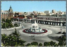 °°° Cartolina N. 51 Bari Stazione Centrale Viaggiata °°° - Bari