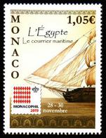 Monaco 2019 - Monocophil 2019 ** - Nuovi