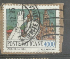 VATICANO - YVERT 766  (#1635) - Vatican