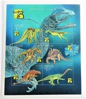 Nevis 1999**Mi.1343-48. Prehistoric Animals , MNH [13;3] - Vor- U. Frühgeschichte