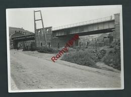 Angleur (Liège) Photo Inédite. Ancien Pont Du Val Benoit. Photo Cristel 16 X12 Cm. - Lieux