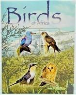 Lesotho 2004**Mi.1881-84 Birds Of Africa , MNH [4;54] - Otros