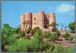 °°° Cartolina N. 60 Castel Del Monte Viaggiata  °°° - Bari