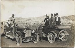 Carte-photo - Campagne Contre Les Druses (1925/1926) - Contrôle Des Armes - Piste De RAYAK à RACHAYO. Beau Plan, BE. - Guerres - Autres