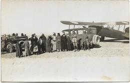 Carte-photo - Campagne Contre Les Druses (1925/1926) - KARIATYN - Route De PALMYRE. Beau Plan Animé, BE. - Guerres - Autres