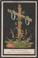 Marie Catherine André- 1791-la Louviere 1883-kreuk - Images Religieuses