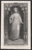 Sophie Anciaux-neer-heylissem 1867-1889 - Devotion Images