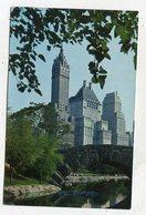 USA  - AK 355804 New York City - Fifth Avenue Skyline From Central Park - Central Park