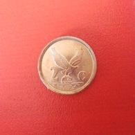 2 Cents Münze Aus Südafrika Von 1997 (sehr Schön Bis Vorzüglich) - Südafrika