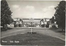 W3620 Monza - Villa Reale / Viaggiata 1955 - Monza