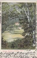 MERAN-MERANO-SCHLOSS VERNAUN IM NUIFYHAL-CARTOLINA VIAGGIATA IL 3-11-1902 - Trento