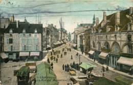 Chaumont, La Rue De Buxereuilles (scan Recto-verso) KEVREN0195 - Chaumont