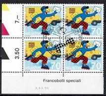 *Schweiz 1997 // Mi. 1610 O 4er - Post