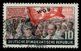 DDR 1955 Nr 452XII Gestempelt X735D66 - DDR