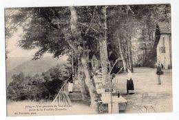 VAL D'AJOL -- Vue Générale Du Val D'Ajol Prise De La Feuillée Nouvelle (animée).........................à Saisir - Autres Communes