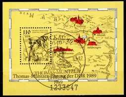 DDR BLOCK KLEINBOGEN Block 97-SOST S2916E6 - [6] Democratic Republic