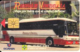 VENEZUELA - Rodovias De Venezuela C.A., 01/96 Used - Venezuela