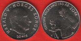 "Norway 20 Kroner 2019 ""Gustav Vigeland"" UNC - Norway"