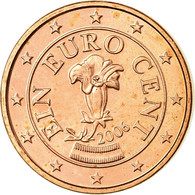 Autriche, Euro Cent, 2006, SUP, Copper Plated Steel, KM:3082 - Autriche